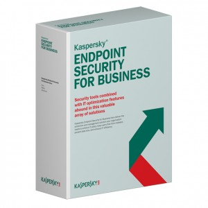 Kaspersky Endpoint Security for Business - Select, Licencia por 1 año, Producto electrónico